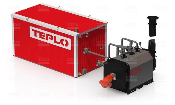 TEPLO — Виды тепловых центров и горелок, расход топлива. Используемые материалы и требования к воде., изображение №3