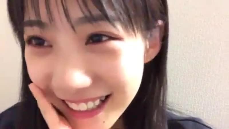 200323 NMB48 Team BII Yokono Sumire SHOWROOM cut