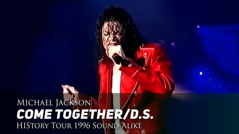 Michael Jackson Come Together D.S. Sound alike Live HIStory Tour 1996