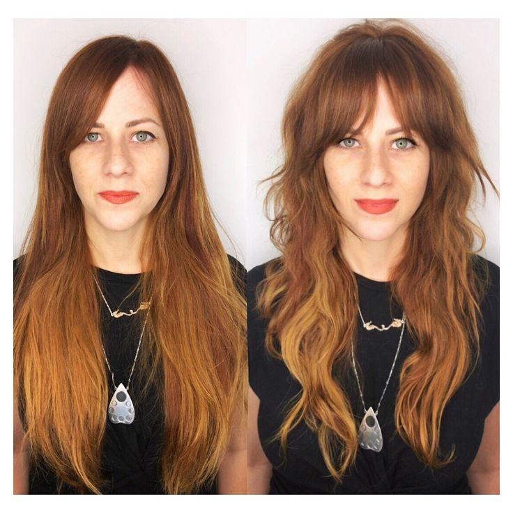 Модные стрижки 2021 на длинные тонкие волосы: идеи и фото
