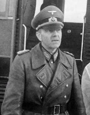 Паулюс Фридрих: биография немецкого полководца