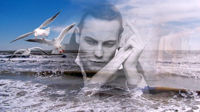 Стих Марины Есениной: Когда нибудь ты вспомнишь обо мне... в исполнении Виктора Корженевского