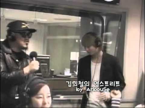 LIVE Defconn HeeChul KING WANG ZZANG With WooRi JiSook of Rainbow