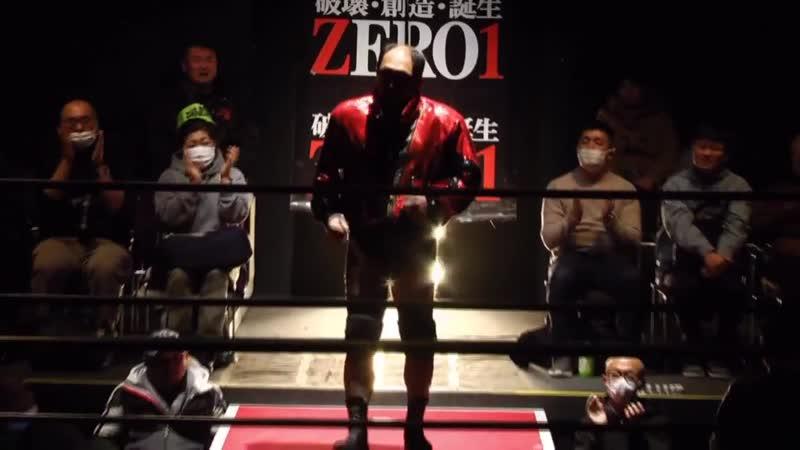 Kohei Sato Shinjiro Otani vs Masato Tanaka Yuji Hino