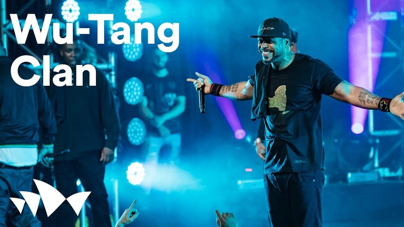 Wu Tang Clan Gravel Pit Live at Sydney Opera House