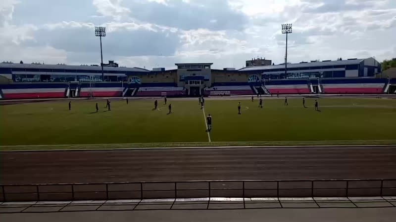 10 05 2019 1 8 финала кубка РМЭ по футболу Авиатор Йошкар Ола Сокол Сернур 2 тайм