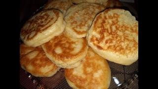 Sdl oladi Yeast pancakes with milk