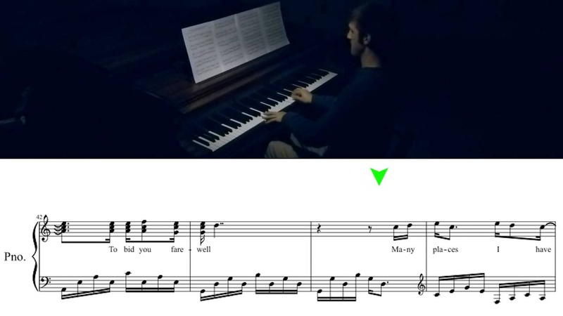 The Last Goodbye by Billy Boyd Advanced Piano Cover with Sheet Music