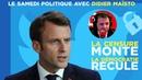 Didier Maïsto : la censure monte, la démocratie recule - Le Samedi politique