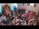 ЕМ Ранганатх прабху - финальный киртан Гаурапурнимы