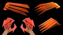 06 Awesome origami claws