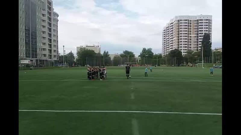 СШ Арсенал г. Тула (черные) – Стрела г. Белгород (голубые)