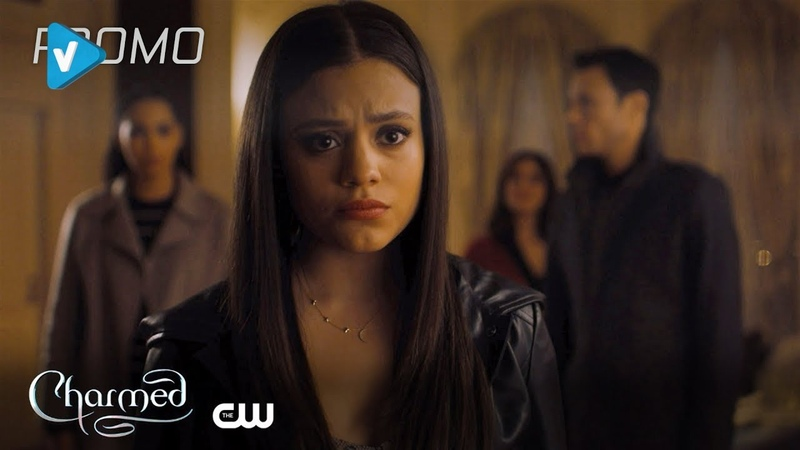 Charmed Season 2 Episode 7 Past Is Present Promo The CW Charmed