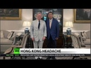 Are these the men behind the Hong Kong protests Full show