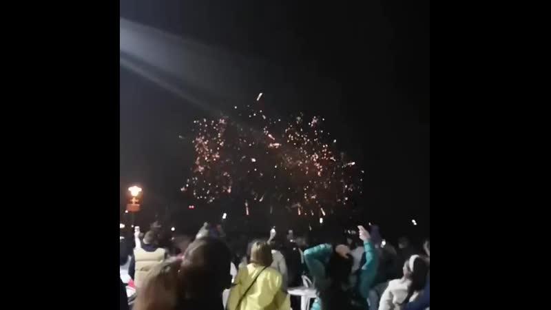 Салют в Краснознаменске.mp4