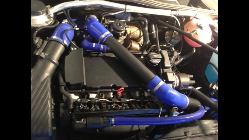 Vw Golf 2 Vr6 Turbo 2 8L Gt3076r Garrett GT30 Umbau