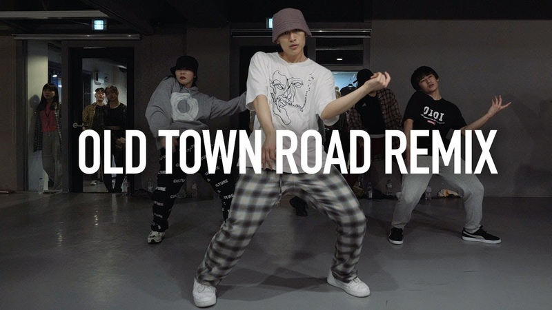 Old Town Road Remix Lil Nas X ft Billy Ray Cyrus Enoh Choreography