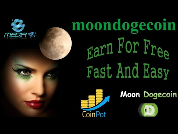 MoonDogecoin - Start Earning Free Dogecoin And Paid Instantly