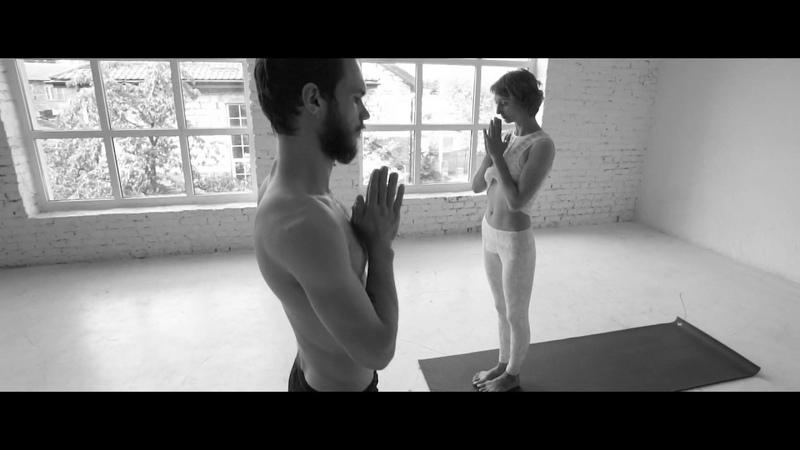 Оксана Таран Макс Гук Аштанга йога