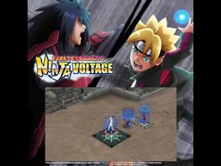 NARUTO X BORUTO Ninja Voltage - Obito Uchihas (Ten Tails Jinchuriki) Gameplay Video!
