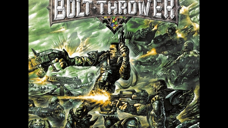 Bolt Thrower Honour Valour Pride Full Album