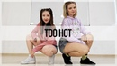 Jason Derulo - Too Hot [Dance Cover by MNT]