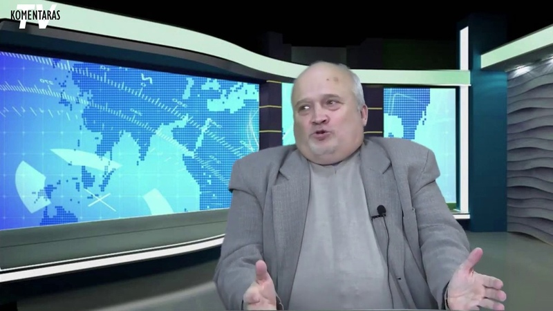 Lietuvoje prokuratūra yra kaip šiukšlių dėžė © Songaila 2020 03 03
