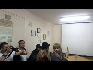 Дима Билан в самарской областной детской больнице имени Ивановой