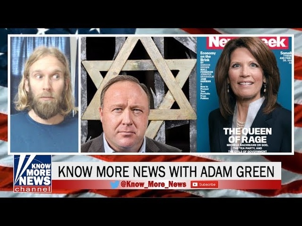 🔴 Michele Bachmann Alex Jones on Biblical Prophecy
