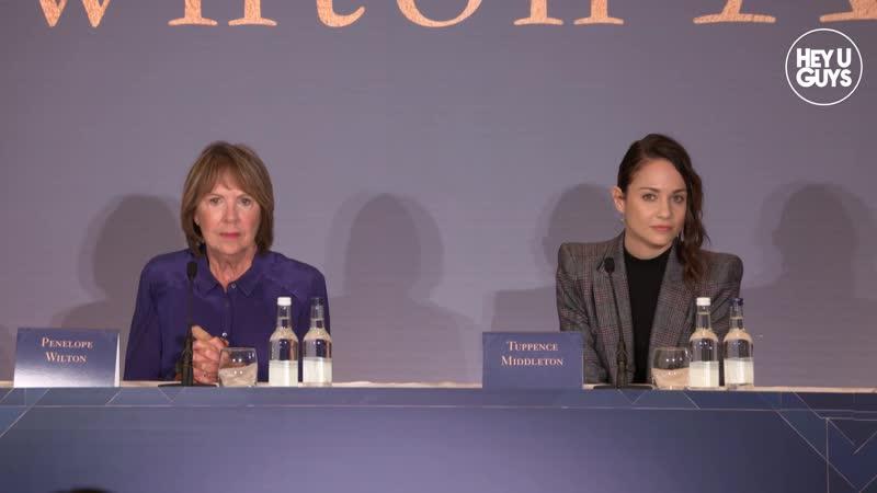 2019   Пресс-конференция фильма «Аббатство Даунтон» (9 сентября)