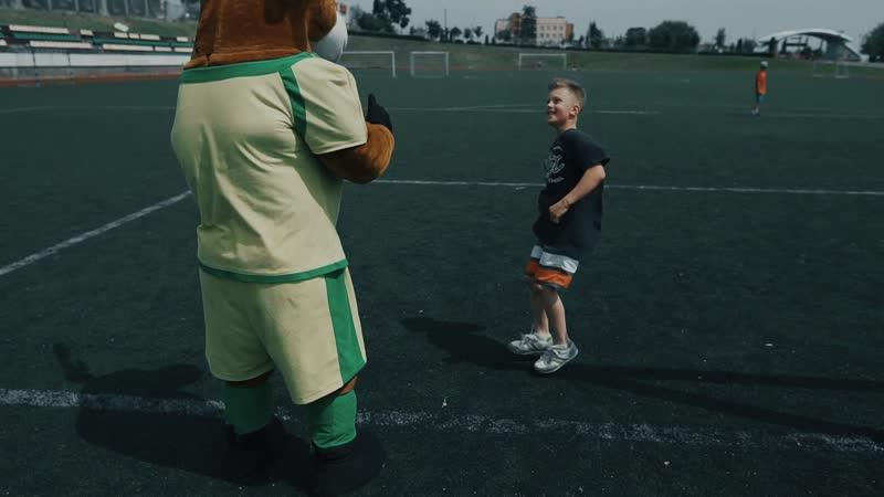 Губі запрашае на матч супраць Гарадзеі