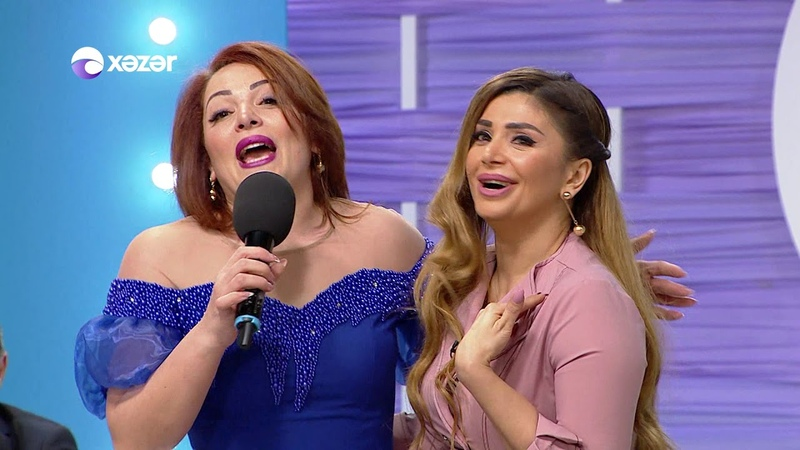 Dana Durdana elə reqs etdiki Oyan Azerbaycan 11 02 2018