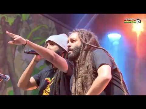 ALBOROSIE Shengen Clan ft DUANE STEPHENSON members of THE WAILERS live @ Main Stage2018