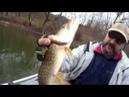 Рыбалка осенью на Донце