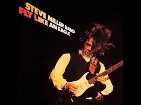 Steve Miller Band - Space Intro/Fly Like An Eagle (Vinyl LP Rip, Lossless Upload)