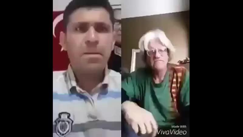 Жесткий бой глухонемого турка и европейца.