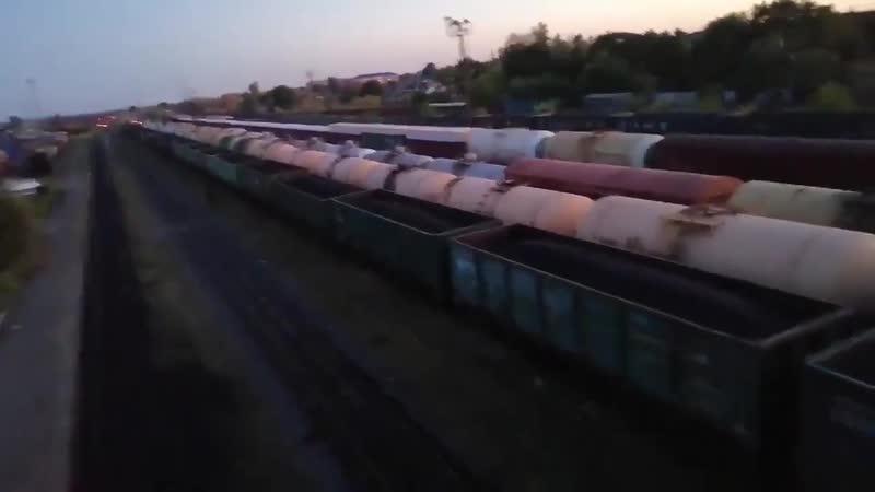 Понад 130 вагонів із мокшанським вугіллям виявили активісти Об'єднання добровольців у міст