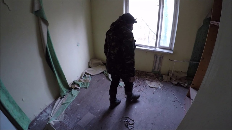 Припять ул. Леси Украинки 22 Prypeć Ul.Łesi Ukrainki 22
