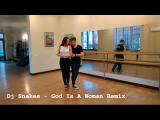 Urbankiz 2019 / dj snakes god is a woman remix