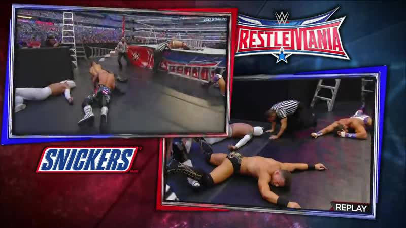 Dolph Ziggler vs Sami Zayn vs Kevin Owens vs Stardust vs Zack Ryder vs Sin Cara vs Miz