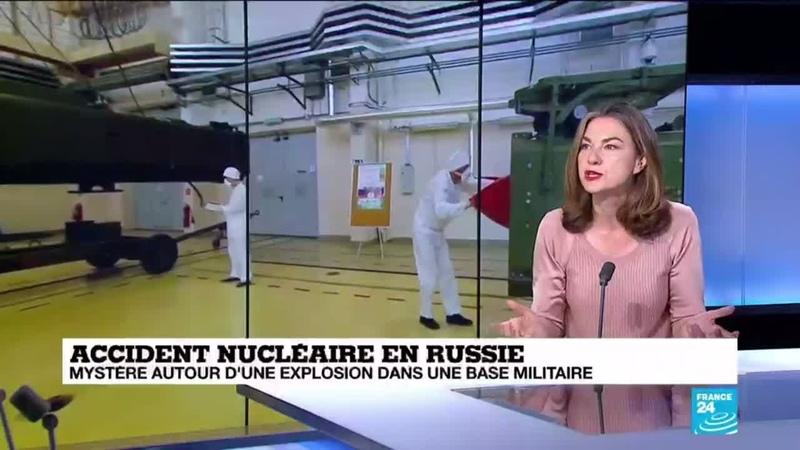 Le mystère perdure autour d'une explosion à caractère nucléaire sur une base militaire russe
