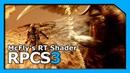 RPCS3 v0.0.8 | Vulkan | ReShade 4.5.3 | McFly's RT Shader | Dante's Inferno | 4