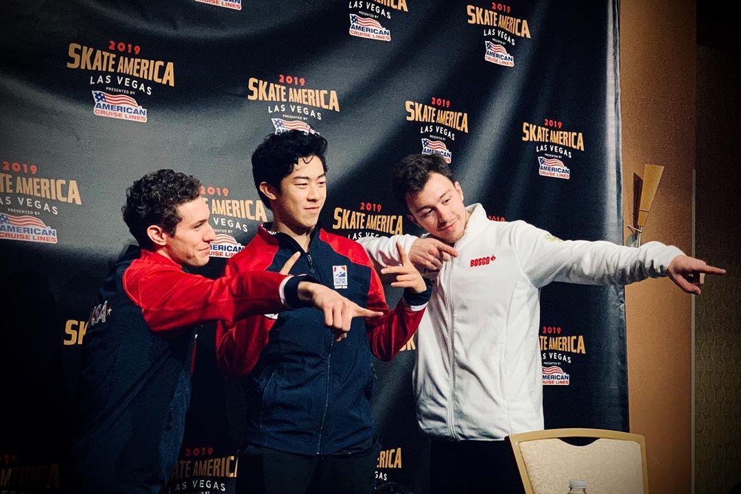 GP - 1 этап. Skate America Las Vegas, NV / USA October 18-20, 2019   - Страница 20 MoLVmZ1QP_I