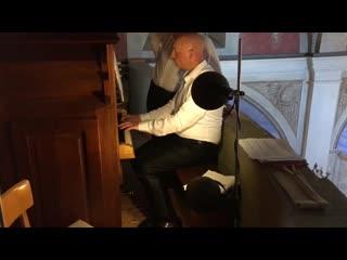 543 J. S. Bach - Prelude and Fugue in A minor, BWV 543 - Matteo Venturini, organ