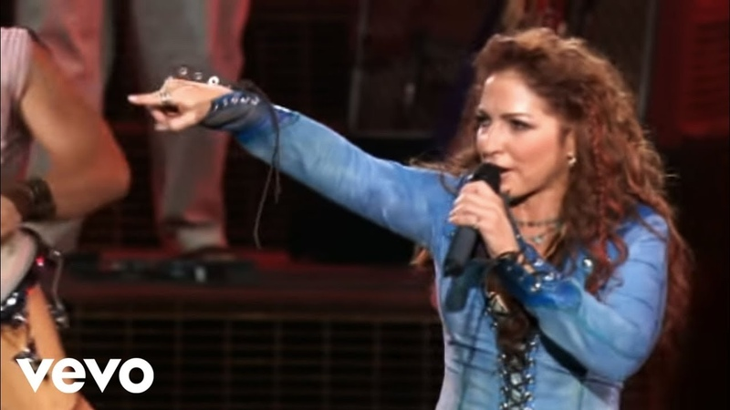 Gloria Estefan Conga from Live and Unwrapped