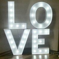 LOVE — буквы в аренду — Нижний Новгород