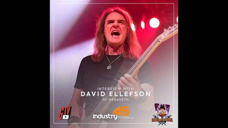 Industry 45 Quick Spin feat David Ellefson of Megadeth Full