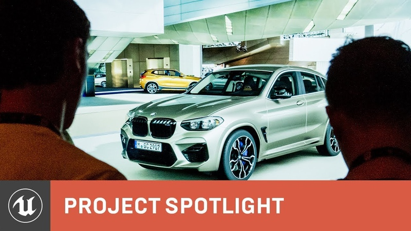 Build Munich 19 for Automotive real-time workflows come of age | Project Spotlight | Unreal Engine