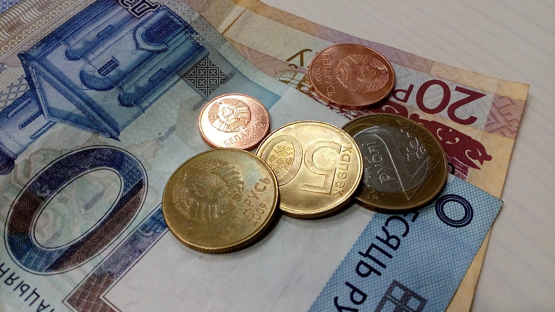 Средняя зарплата в Беларуси в марте 2020 года