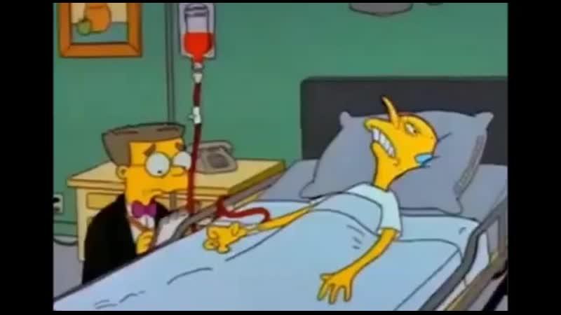 ‼️DIE SIMPSONS ADRENOCHROME‼️ Die Simpsons Staffel 2 Folge 22